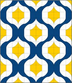 HGMR Deco Quilting: Deco the Halls Quilt Pattern