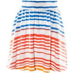h&m multi-colored skirt. so fun for summer.