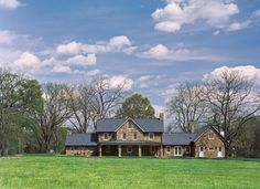 Historic Stone House Preservation Middleburg, VA | DC Architect | Donald Lococo Architects | Donald Lococo Architects | Architecture Firm DC, MD, VA