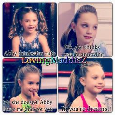 dance moms comics Mackenzie is sooo right