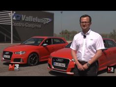 NEW AUDI RS3 SPORTBACK - PREMIÈRE AND FIRST TEST ON TRACK