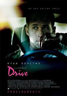 Drive / Muy buenas actuaciones, un tratamiento estético muy bien logrado, pero me parece que el argumento no termina de ser novedoso o sorprendente, hasta cierto es una película más / 6.5 Patos