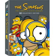 The Simpsons: The Complete Sixth Season (Full Frame)