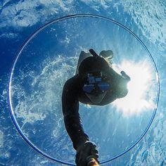KEYENA POKI Hello weekend 🌀 #Freedom  Captured with a #GoPro + @knektusa pole. #ItFloats  @dakine_surf @sunbum