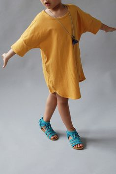 comfy t-shirt dress. i want this in my size.
