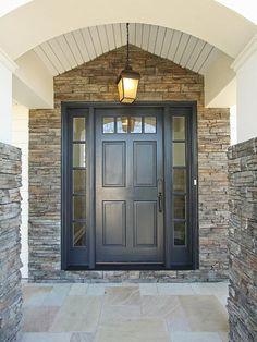 Exterior Front Door Design, Pictures, Remodel, Decor and Ideas