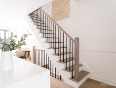Stairs / Toronto Residence Before and Afters | Coco & Jack