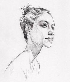Pencil dwg in 2019 pencil drawing tutorials, draw, pencil drawings. Pencil Drawing Images, Pencil Drawings Of Love, Pencil Drawing Tutorials, Realistic Drawings, Portrait Sketches, Portrait Illustration, Drawing Sketches, Art Drawings, Sketch Art