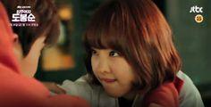 Backhugs and schoolgirl crushes on Strong Woman Do Bong-soon » Dramabeans Korean drama recaps