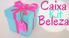 Caixa Kit Beleza Para o Dia Das Mães