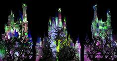 Maleficent from 'Sleeping Beauty' in 'Celebrate the Magic' at Magic Kingdom Park  #disney #villans #LimitedTimeMagic