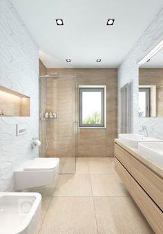 On the property market: dream bathrooms Bathroom Design Layout, Bathroom Design Luxury, Modern Bathroom Design, Bad Inspiration, Bathroom Inspiration, Toilet Design, Bathroom Renovations, Small Bathroom, Dream Bathrooms