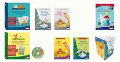 """Schulbuch-Gesamtpaket """"Anton & Zora"""", hier: Lehrerband, Vorlesehefte, Schreibhefte + Lehrerband """"Kasimir und Flora"""", SCHUBI Lernmedien, CH"""
