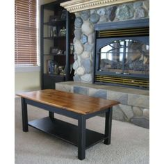 Shaker Style Country Coffee Table