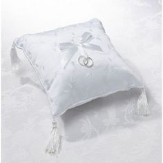 We also carry a matching Ring Bearer Pillow, Flower Girl Basket, and Card/Money Wedding Box. The material has been embroidered with a leaf and vine pattern. The gold pen contains black ink. Diy Wedding Supplies, Wedding Supplies Wholesale, Ring Bearer Pillows, Ring Pillows, Custom Wedding Cake Toppers, Cool Wedding Cakes, Pear And Almond Cake, Ring Cake, Ring Pillow Wedding