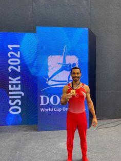 Hırvatistan'ın Osijek şehrinde düzenlenen Artistik Cimnastik Dünya Challenge Kupası'nda, son iki yılın Avrupa şampiyonu Milli Sporcumuz Ferhat Arıcan, paralel bar aletinde altın madalya kazanmıştır. #altınmadalya #cimnastik #FerhatArıcan #milli #sporcu