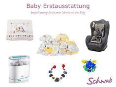 Alles Nötige für die erste Zeit mit Eurem Nachwuchs! Wir haben die passende #Baby #Erstausstattung auf Lager.