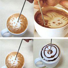 latte art zagreb