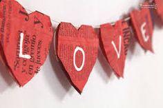 ideas faciles san valentin - Buscar con Google