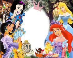 Frame 7764 Beautiful Princesses Frame