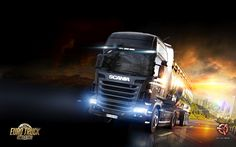 World of Trucks is an online platform that complements SCS Software's two trucking games, Euro Truck Simulator 2 and American Truck Simulator. Euro Truck Simulator 2, Norton Internet Security, Scania V8, Beetle Car, Best Mods, Car Trailer, Cool Business Cards, The Day Will Come, Electric Scooter