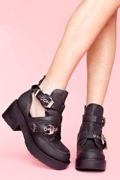 Jeffrey Campbell Balenciaga-like boots