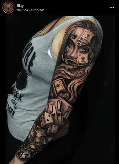 Half Sleeve Tattoos For Guys, Half Sleeve Tattoos Designs, Cool Forearm Tattoos, Full Sleeve Tattoos, Tattoo Designs Men, Skull Tattoos, Leg Tattoos, Body Art Tattoos, Cliffs Tattoo