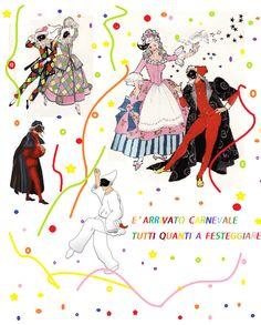 Tutto sul Carnevale: maschere, fai da te, disegni, ricette  - NOTIZIE IN VETRINA