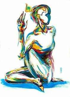 50 Ideas for yoga art painting namaste Fish Pose Yoga, Yoga Poses, Yoga Painting, Painting & Drawing, Watercolor Painting, Yoga Studio Design, Yoga Meditation, Yoga Inspiration, Yoga Kunst