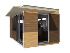 Cosy Cube design.