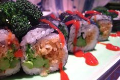 """We've compiled a list of the top 10 restaurants across North America for vegan sushi. Ditch fish and choose """"faux""""!"""