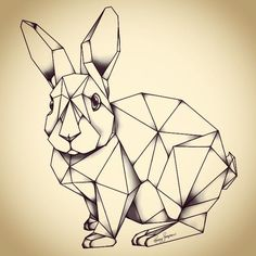 Image result for rabbit tattoo