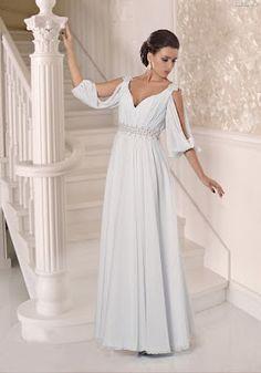 33add447e Las 8 mejores imágenes de vestido estilo Romano
