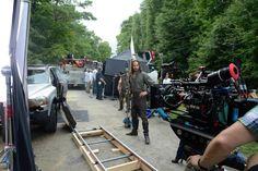 Tom Mison as Ichabod Crane in Sleepy Hollow, 2013 Starring also:Nicole Beharie,Orlando Jones,Katia Winter