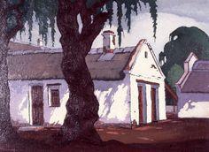 Jacob Hendrik Pierneef, 1886-1957 - Huis Nelmapius, Pretoria