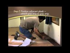 How to Install Allure Commercial/Residential Vinyl Plank Flooring - The Home Depot