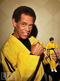 Jim Kelly American Martial Arts Legend Jim Kelly Became One Of The Most Decorated