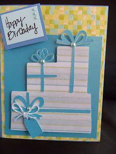 Happy Birthday Boy Card!
