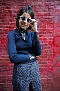 fall office outfit ideas: five days, four girls, 20 outfits, one surprise Big Fashion, Fashion Images, Womens Fashion, Nyc Pride Parade, Fall Office Outfits, Sheer Clothing, Man Repeller, Girl Next Door, Fashion Advice