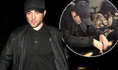FKA twigs is camera-shy with fiancé Robert Pattinson