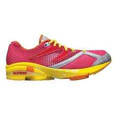 The BEST running shoe EVER made. Perfect for anyone with heel pain/issues!!