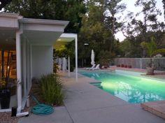 MidCentury Modern Home - Midcentury - Pool - los angeles - by ...