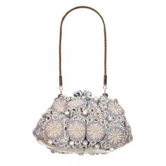 Jamin Puech Caroube Bag in Grey