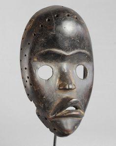 Joli masque DAN ancien Côte Ivoire mask Art Africain Tribal ARTS PREMIERS   eBay
