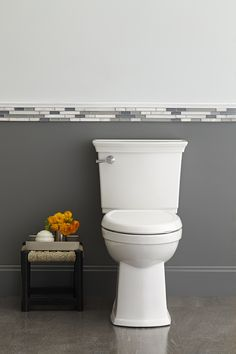 """Our most recent FaveFind is indeed a toilet. We love the American Standard Optum VorMax. VorMax sounds pretty serious, right? Because it is. -New flushing system removes twice as much… er… """"dirt"""" -You can't slam the toilet lid. Try to drop it closed, it will gently catch and lower -The bowl is shaped differently, so true germaphobes don't have to worry about what's hiding under the rim Okay, enough toilet talk for today. See this thing in action https://www.youtube.com/watch?v=9VbIWfwcRGg"""