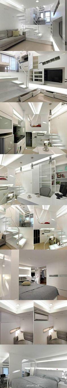 super compact living 16,5 sq.m.