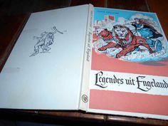 Children's Books - MARIE MALHERBE - LEGENDES UIT ENGELAND 1961 GEILLUS DEUR JOY COLLIER HARDEBAND for sale in Napier (ID:179639530)
