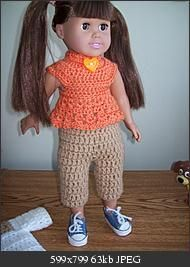 """Safari Outfit for 18"""" doll    Name:saf02.jpg  Views:57  Size:62.6 KB  ID:30276"""