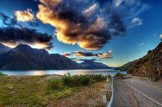 paisajes de hierba y nubes - Buscar con Google