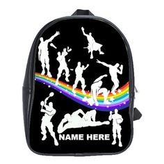 A Endgame 100/% Genuine Leather Backpack Free Personalization Choose Background Color